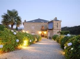 Hotel Casa Doñano: Ribadeo'da bir otel