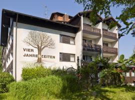Hotel Garni Vier Jahreszeiten