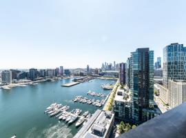 Pars Apartments - Collins Wharf Waterfront, Docklands, apartment in Melbourne