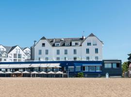 Best Western Hotel De La Plage Saint Marc sur Mer, hotel in Saint-Nazaire