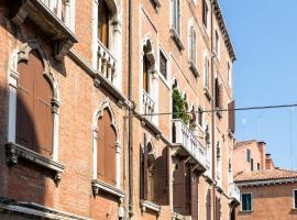 San Zaccaria Apartment, hotel near Basilica San Marco, Venice