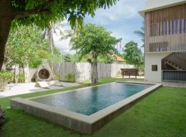 Locomotive Hotel and Spa, hotel in Nusa Lembongan