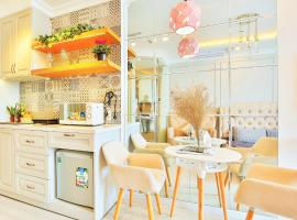 Go Sweet House - Rivergate Residence, accessible hotel in Ho Chi Minh City