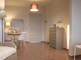 Irini's sea view cozy apartment