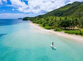 Oarsmans Bay Lodge Fiji