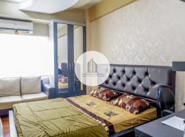 Apartemen Soekarno Hatta 1710