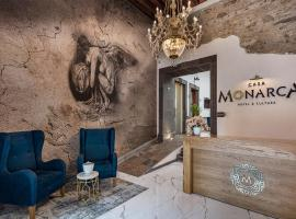 Hotel Casa Monarca