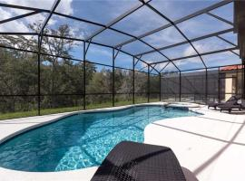 Veranda Palms Real Magic, 6 Bedroom Orlando vacation home, Heated Spa, Private Pool, hotel in Kissimmee