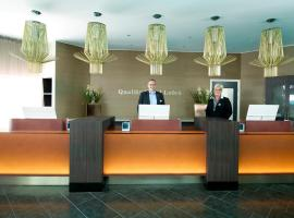 呂勒奧品質酒店