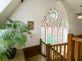 Unique converted chapel in the heart of Llanberis near Snowdon