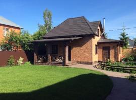 Holiday home with Steam Bath, holiday home in Novoivanovskoye