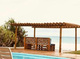 Maresia Suites Beira Mar, hotel near Merepe Beach, Porto De Galinhas