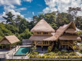 Le Sabot Ubud, cottage in Ubud
