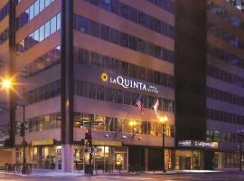 La Quinta by Wyndham Chicago Downtown, hotel near Willis Tower, Chicago