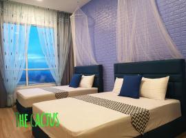 10-12pax 海洋風/Santorini/Town/EA5/Encore Melaka/Wifi