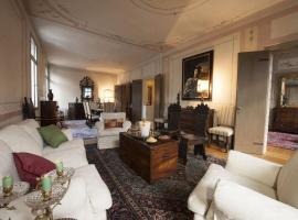 Historic apartment in Asolo's center