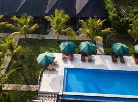 Ruji Ananta Cottage, hotel in Nusa Penida