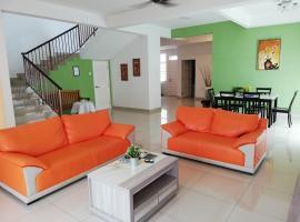 Spacious homestay in Desaru Utama