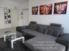 Luxury Low-Cost Apartment in the heart of Santa Cruz de Tenerife
