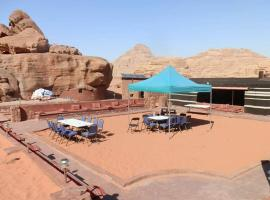 Nail Bedouin camp with tour