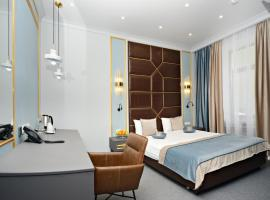 Design Hotel Senator, hotel in Moscow