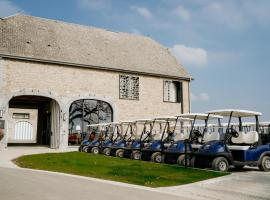 Golf Hôtel Five Nations Durbuy