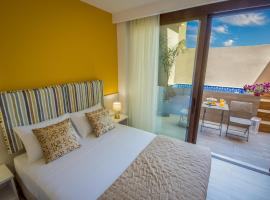 Aretousa Suites, hotel with pools in Chania Town