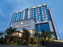 Grand Orchardz Hotel Kemayoran Jakarta