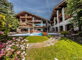 Relais Mont Blanc Hotel & SPA - Small Luxury Hotels of the World, hotel a La Salle