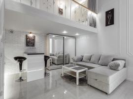 Двухуровневая квартира студия, апартаменти в Одесі