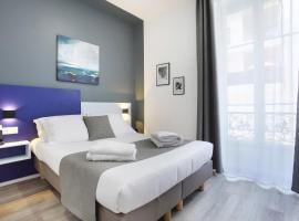 L'alcôve Hôtel, hotel in Nice