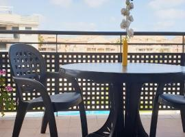 Apartment Playa Canet I, hotel in Canet de Berenguer