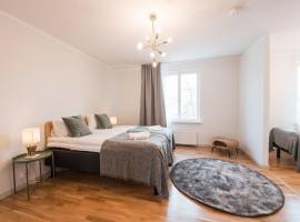 Forenom Serviced Apartments Helsinki Töölö