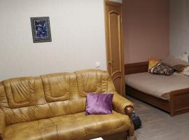 Viesnīca Studijas tipa vienistabas dzīvoklis (mākslinieku darbnïca) Ventspilī