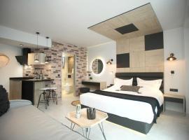 Athinais Luxury Apartments