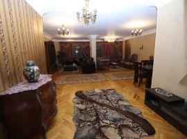 Diamond Apartment-Makram Ebeid
