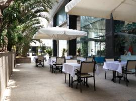 מלון עסקים בנג'מין