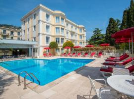 Hotel Carlton, hotel in Beaulieu-sur-Mer