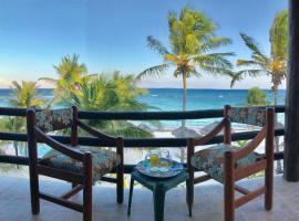Beachfront Hammock Heaven