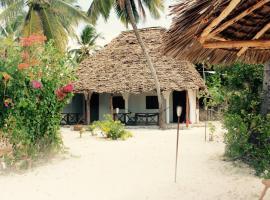 Private Beachfront Bungalow w/Garden