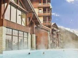 Flaine Ski Apartment, hotel in Flaine