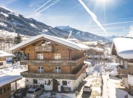 Hotel-Pension Heike, hotel in Kitzbühel