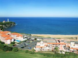 Mer et Golf, beach hotel in Anglet