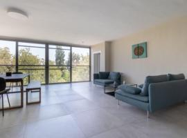 New Luxury central Jerusalem Apartment