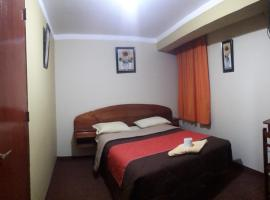 Hostel Cesars, self catering accommodation in Huaraz