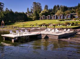 Hotel y Cabañas El Parque