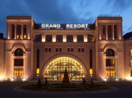 Grand Resort Jermuk, hotel in Jermuk