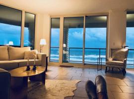 T3 501 (3) Bedroom Gulf Front (Slice Of Heaven) Terrace Dream Home!
