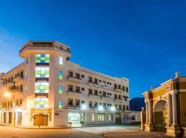 Los 10 mejores hoteles cerca de: Plaza de la Aduana de ...