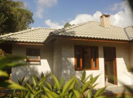 Residencial Vilas Boas MV, bed & breakfast a Monte Verde